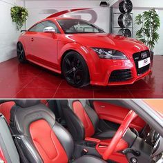 This stunning Audi TT-RS arrived into stock the weekend, this model has the optional Exclusive upgrade with two tone leather 👌🏽 #audi #tt #ttrs #rs #auditt #audittrs #exclusive #rsdirect #yate #bristol #sline #forsale #slineaudi #carsforsale #carsofinstagram #carstagram