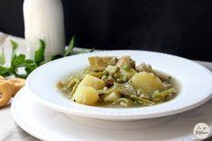 Minestrone primavera - Soupe de légumes printanière - La Fée Stéphanie