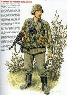 """SS Panzer Grenadier Division Totenkopf  ======================= Знаменитая СС танковая гренадерская дивизия """"Мертвая голова"""""""