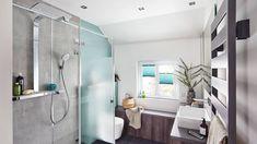 Small and harmonious bathroom design with elegant mixers. #hansgrohe #Rainmaker #Select #PuraVida #smallbathrooms #bathroomideas