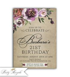 60th birthday invitations 70th 80th 90th or any age womens 60th birthday invitations 70th 80th 90th or any age womens birthday invites birthday dinner brunch or lunch surprise party carten pinterest stopboris Images