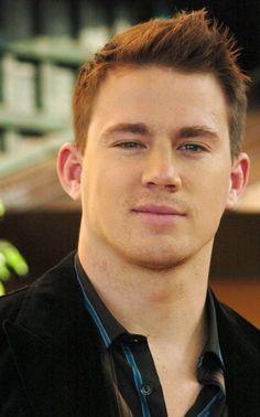 Ohhh Channing Tatum, that face makes me accept your interesting name.