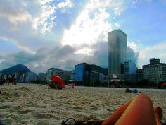 Copacabana, Río de Janeiro - abril 2012