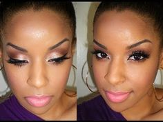 Hey Lovers!!!  So as you all know I normally don't use drugstore Products but in this tutorial I use a ton of drugstore products!! Check out what I come up with and Have I changed my mind on Drugstore products?    Blog Post:  http://www.beautybylee.com/2013/03/reviewtutorial-loreal-paris-true-match.html#.UToPq6VmhSU    Hair color Professionally done ...