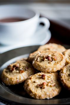 Pecan Maple Cookie Recipe | Cygnet Kitchen