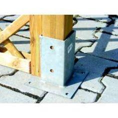Kotwy do kostki/betonu Backyard Gazebo, Thing 1, Patio Ideas, Courtyards, Backyard Pavilion