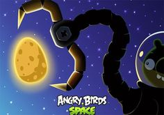 Angry Birds Space,the latest edition to the Angry Birds family will be available on Android,iOS,Mac and Windows devices this month. Angry Birds, Angry Angry, Audio Studio, Bird Poster, Pig Art, Cultura Pop, Hd Wallpaper, Wallpapers, Wordpress Theme