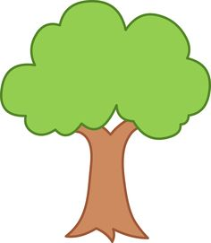 35 green tree clipart.   Clipart Panda - Free Clipart Images