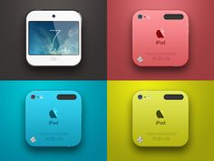 iPod touch! - Color