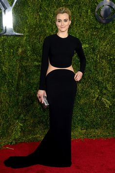 Taylor Schilling | All The Celeb Looks From The 2015 Tony Awards