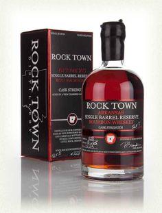 Rock Town Distillery, Arkansas Single Barrel Reserve Bourbon Whiskey (Cask 228) -- Little Rock, Arkansa