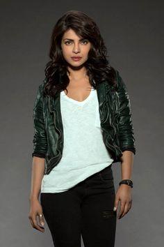 Priyanka Chopra as (Alex Parrish)  #Quantico