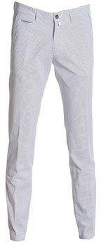 BRIGLIA 1949 Briglia 1949 Men's White Cotton Pants.