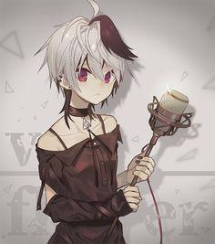 No larger size available Vocaloid Characters, Cute Characters, Character Inspiration, Character Art, Character Design, Mikuo, Kawaii, Ichimatsu, Fanart