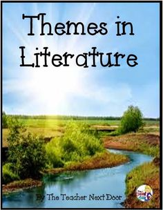 Read about how I teach themes in my classroom!