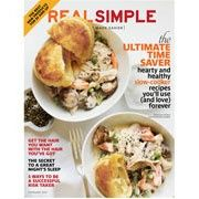 Real Simple Magazine - have read it cover to cover for at least 6 years. Healthy Slow Cooker, Slow Cooker Recipes, Real Simple Magazine, My Favorite Food, Favorite Things, Favorite Recipes, Recipe Using, Great Recipes, Yummy Recipes