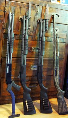 Weapons Guns, Guns And Ammo, Combat Shotgun, Survival Rifle, Tactical Shotgun, Military Guns, Cool Guns, Fantasy Weapons, Firearms