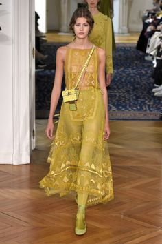 Valentino | Ready-to-Wear Spring 2017 | Look 22