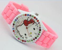 Hellokitty Girls Ladies Wrist Watch