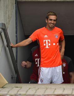 Philipp Lahm, Munich, Germany, Soccer, Adidas, Game, Boys, Mens Tops, Beautiful