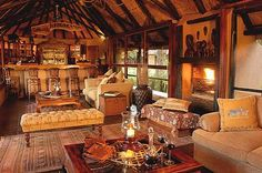 Seasons in Africa Lodges