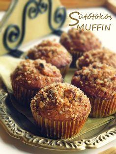Muffins, Breakfast, Food, Cupcake, Autumn, Kitchens, Morning Coffee, Muffin, Fall Season