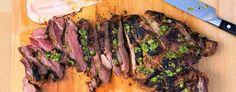 BBQ Leg of Lamb   Butterflied Leg of Lamb Recipe