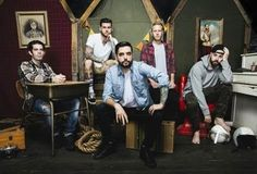 A Day To Remember premier a brand new track ?'Naivety' - on BBC Radio 1 with Annie Mac!!