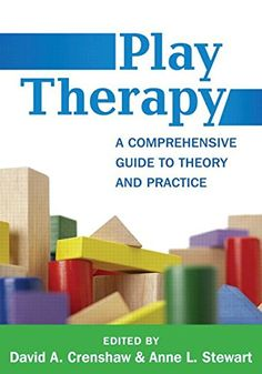 Proud to be a Series Editor for this volume via Guilford Publications Creative Arts and Play Therapy Series