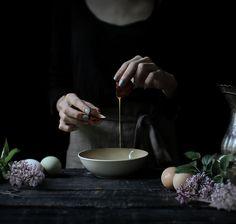 Oatgasm: Lilac Italian Sponge Cake & Homemade Lilac Syrup