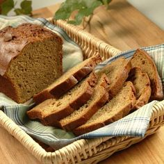 SPICED PUMPKIN BREAD 2 cups all-purpose flour 5 teaspoons ground allspice or pumpkin pie spice 2 teaspoons baking powder 1/2 teaspoon baking soda 1/2 teaspoon salt 1 cup LIBBY'S® 100% Pure Pumpkin 1 cup packed brown sugar 1/2 cup Apple NESTLÉ® JUICY JUICE® 100% Juice 2 large eggs 2 tablespoons vegetable oil 1 teaspoon vanilla extract FULL RECIPE https://www.facebook.com/photo.php?fbid=10152855021556667&set=oa.1484448838510376&type=3&theater