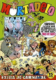 Mortadelo Época 1ª Extra Carnaval 1971