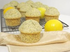 Briose cu Lamaie-pufoase, aromate si usor de preparat - the lemon flavour Cornbread, Deserts, Muffin, Food And Drink, Cheese, Cooking, Breakfast, Cake, Ethnic Recipes