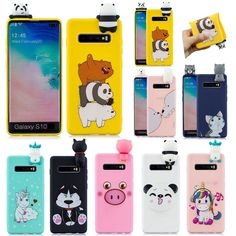 A nice gift for your friend and your families. It is a easy snap-on protector case, soft & elastic nature. Cute design give your phone an lovely look. Samsung Cases, Iphone Cases, Capas Samsung, Samsung Galaxy 10, Kpop Phone Cases, Unicorn Phone Case, Unicorn Doll, Leather Phone Case, Cool Cases