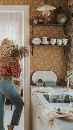 Declutter, Organize, Home Organization, Tack, Ladder Decor, Cottage, Modern, House, Inspiration