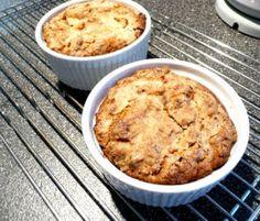 Baked Carrot Pudding -- a Janey dessert