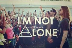 Alone= with out you??? No, thank