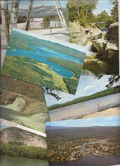 vintage postcards New Hampshire