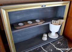 homeroad: Recycling an Old Drawer