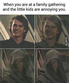 Annoying kids