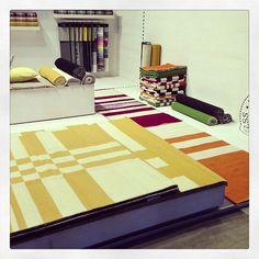 Johanna Gullichsen rugs and textiles