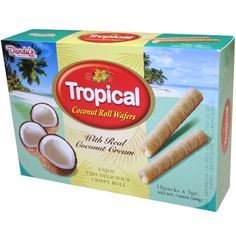 Dandy's Coconut Cream Wafers 7.04 oz