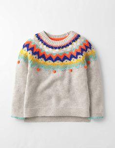 Fair Isle Sweater | Boden