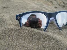 Artsy photography , beach , sunglasses , anchor, camera , canon , tumblr