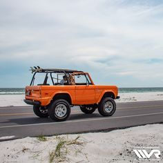 Check out all the awesome cars. CarSpy is a car spotting app being launched soon… – Car Collection Classic Bronco, Classic Ford Broncos, Ford Classic Cars, Classic Trucks, Cadillac Eldorado, Jeep Gladiator, Pickup Auto, Beach Cars, Early Bronco