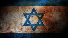 3840x2160 Preview wallpaper flag, israel, color, surface, paint 3840x2160