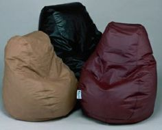 Checkout this amazing product JUMBO Adult HIGH Back Bean Bag Chair - Only $109.99! at Shopintoit