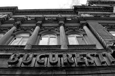 Charming Bucharest: București... Artistic Photography, Romania, Monochrome, Broadway Shows, Charmed, Bucharest, Art Photography, Fine Art Photography, Monochrome Painting