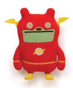 Look what I found on #zulily! GUND Uglydoll Flash Plush by Flash Gordon #zulilyfinds