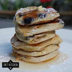 Ripped Recipes - The Best Tasting Protein Pancakes In Existence - I dare you to find better tasting protein pancakes, I DARE YOU!